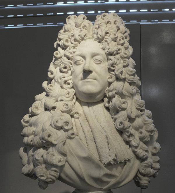 Charles d'Albert. Antoine Coysevox.