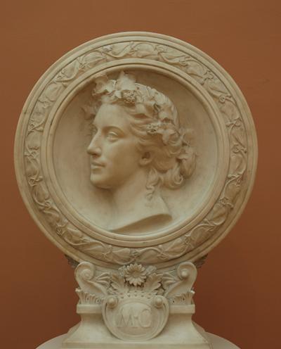 Marguerite Crauk. Gustave Crauk.