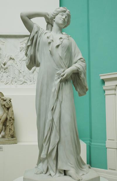Le Matin. Gustave Crauk.