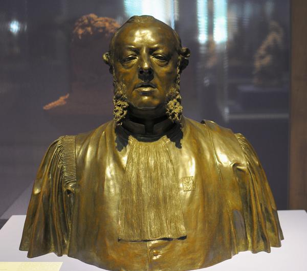 Albert Liouville. Jules Dalou.