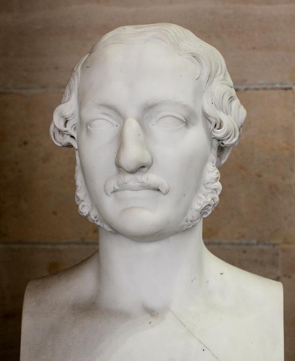 Sigismond Thalberg. Jean Pierre Dantan.