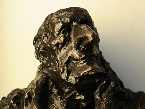 Le comte d'Argout. Honoré Daumier.