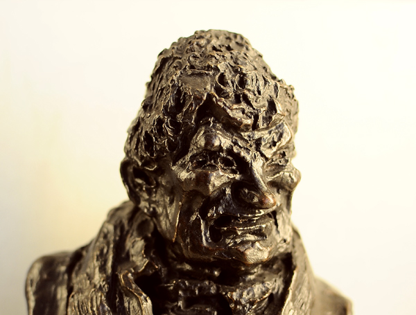 Verhuel Sevehaar. Honoré Daumier.