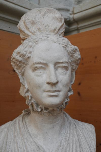 Amélia Opie. David d'Angers.