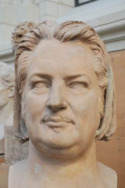Balzac. David d'Angers.
