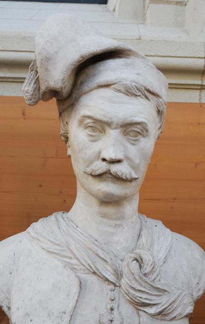 Le général Canaris. David d'Angers.