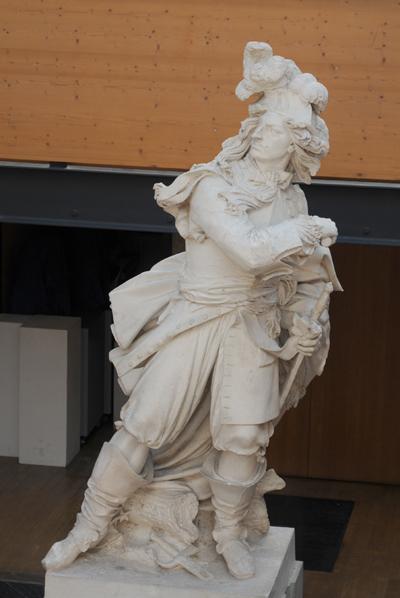 Condé. David d'Angers