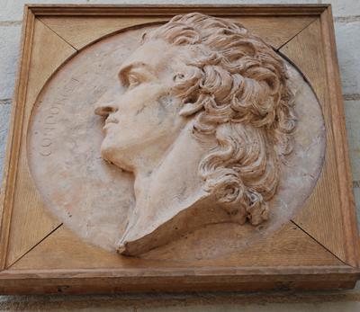 Condorcet. David d'Angers.