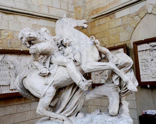 Le général Gobert. David d'Angers.