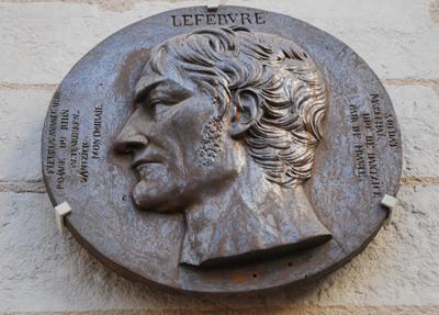 Lefebvre. David d'Angers.