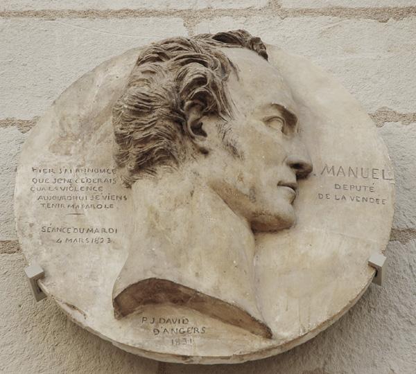 Manuel. David d'Angers.
