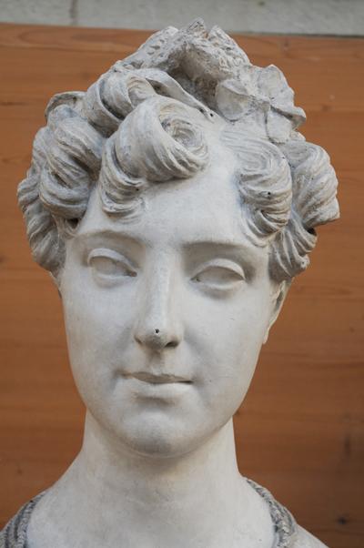 Mme Urbain Chartier. David d'Angers.