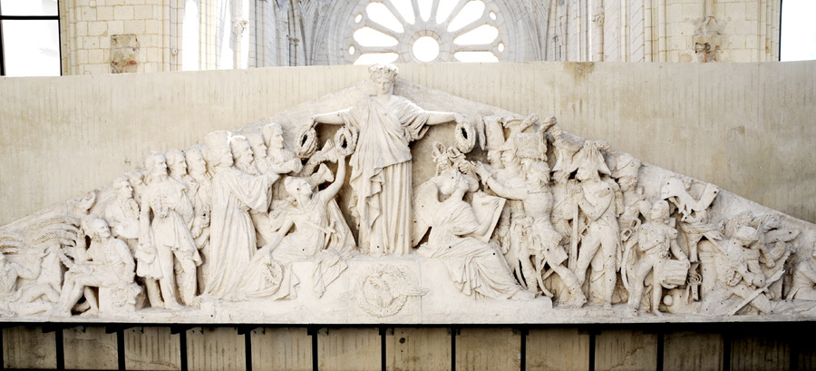 Panthéon. David d'Angers.