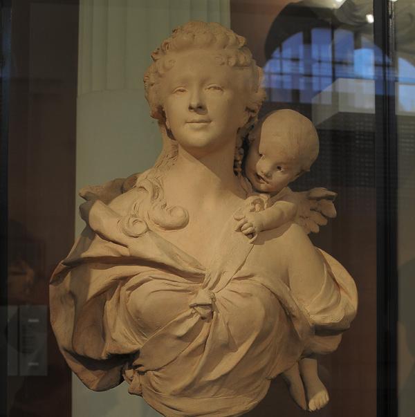 La marquise de Pompadour. Gustave Deloye.