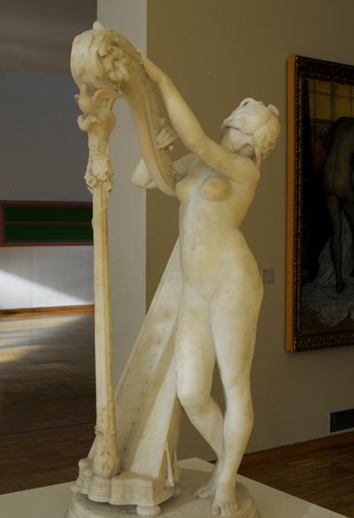 La Muse de Berlioz. Henri Ding.
