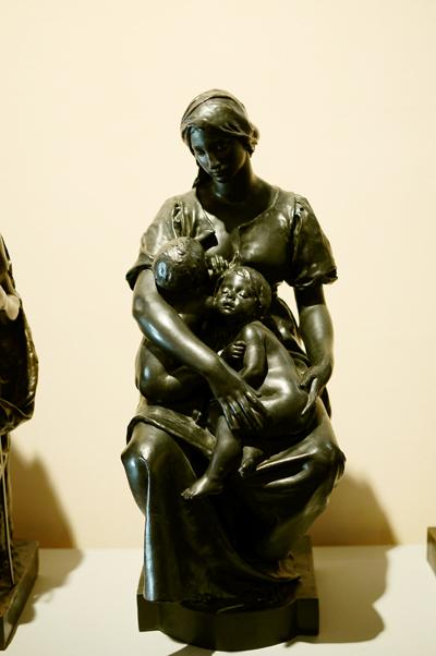 La Charité. Paul Dubois.