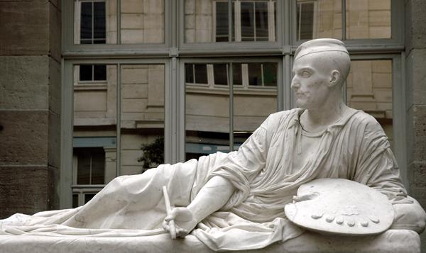 Géricault. Antoine Etex.