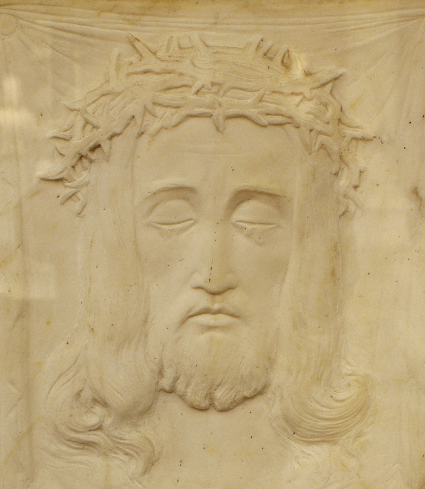 Sainte Face. Antoine Etex.