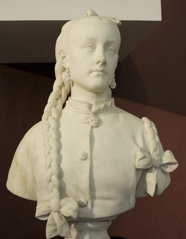 Mademoiselle L. S... Louis Philippe Eudes.