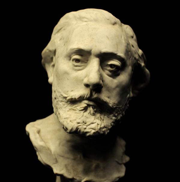 Gambetta. Alexandre Falguière.