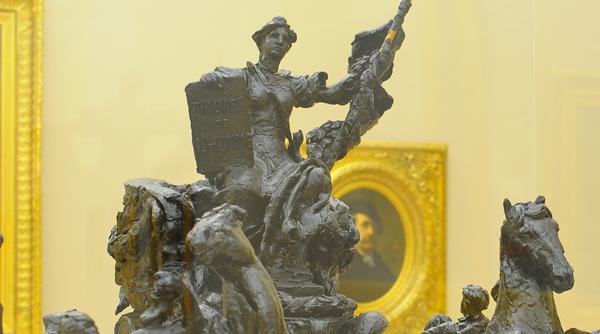 Triomphe de la Révolution. Alexandre Falguière.