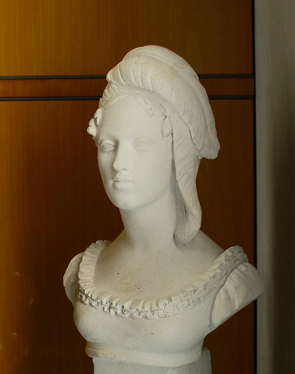 Portrait de femme. Denis Foyatier.