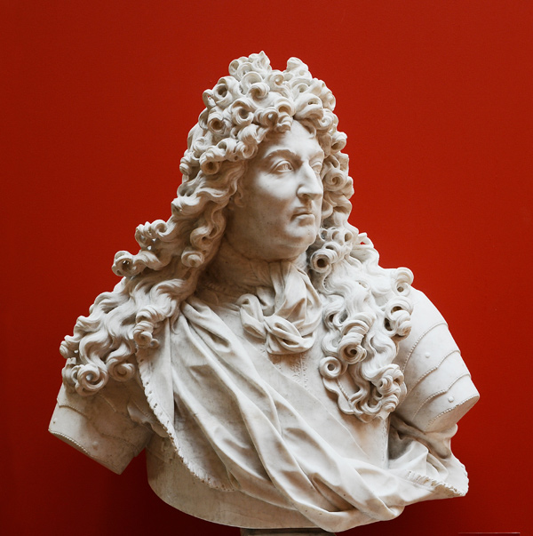 Louis XIV. François Girardon.