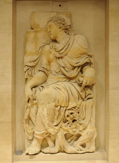 La Justice de Cambyse. Jean Goujon.