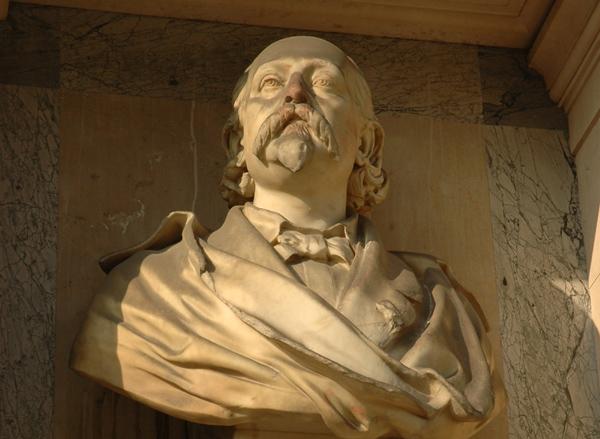 Louis Bouilhet. Eugène Guillaume.