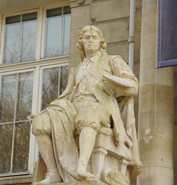 Poussin. Ernest Eugène Hiolle