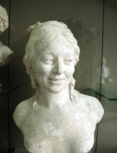 Madame Houdon. Jean Etienne Houdon.