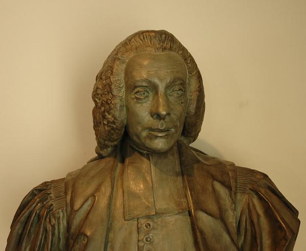 Marquis de Miromesnil. Jean Antoine Houdon