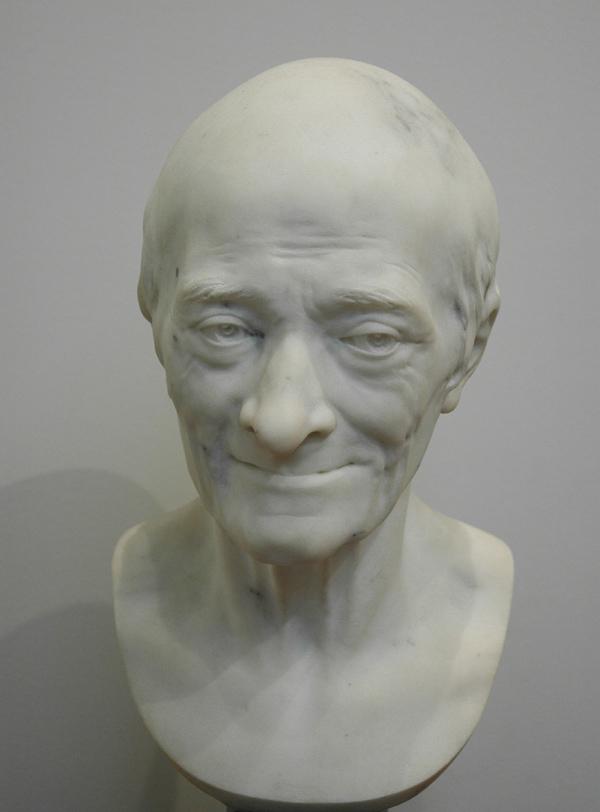 Voltaire. Jean Antoine Houdon.