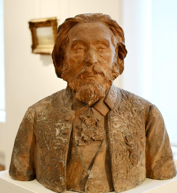 Jules Breton. Edouard Houssin