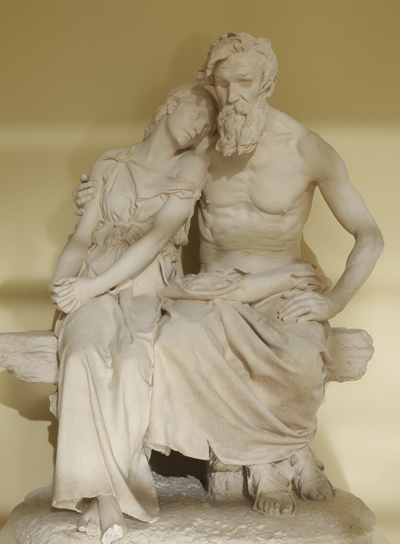 Oedipe à Colone. Jean Baptiste Hugues