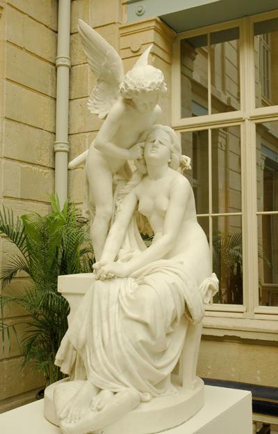 La Jeune Fille et l'amour. Victor Leharivel Durocher