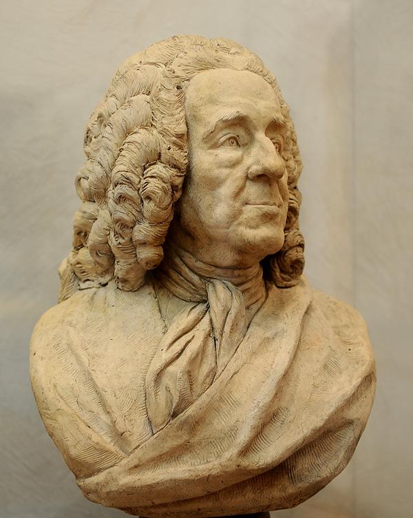 Bovier de Fontenelle. Jean Baptiste Lemoyne II.
