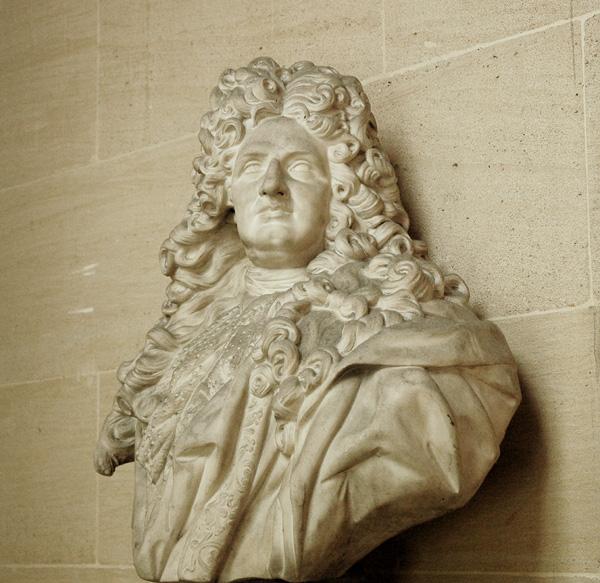 Hardouin Mansard. Jean Louis Lemoyne.