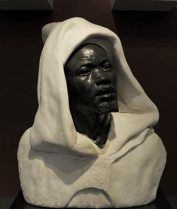 Salem nègre du Soudan. Paul Loiseau-Rousseau