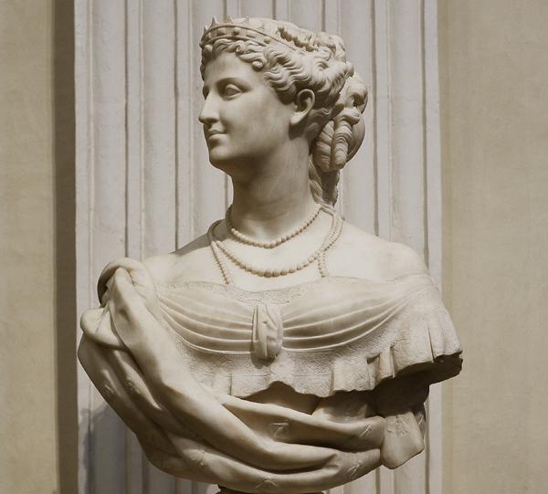 Impératrice Eugénie. Marcello ou Adèle d'Affry
