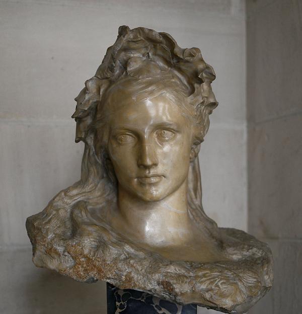 La Pensée. Gustave Frédéric Michel.
