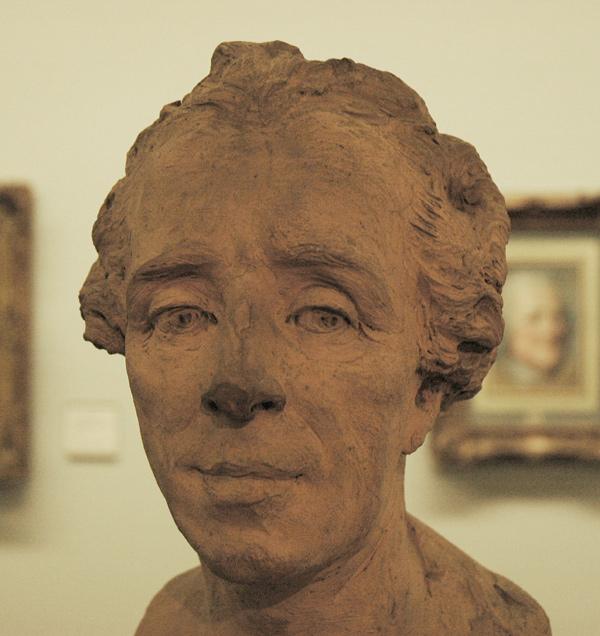 Aignan Desfriches. Jean Baptiste Pigalle.