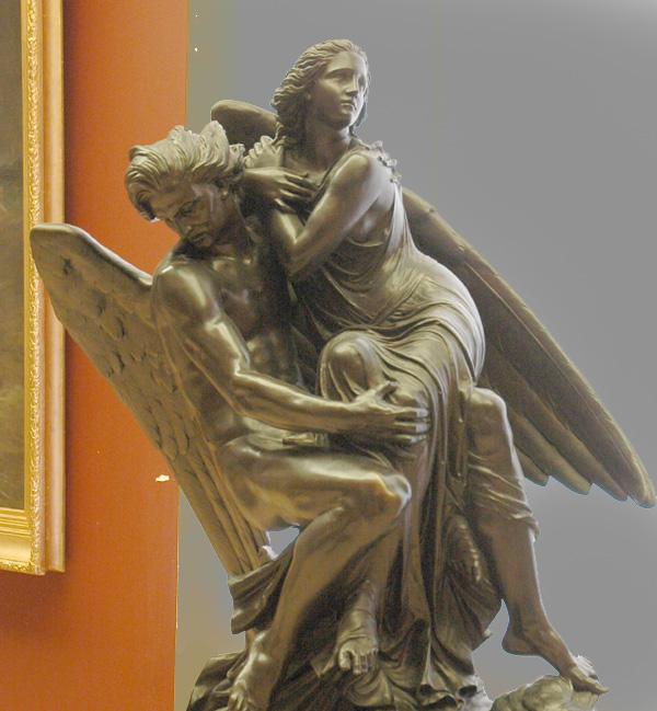 Eloa soeur des anges. Joseph Michel Ange Pollet.