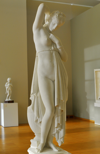 Phryné. James Pradier.