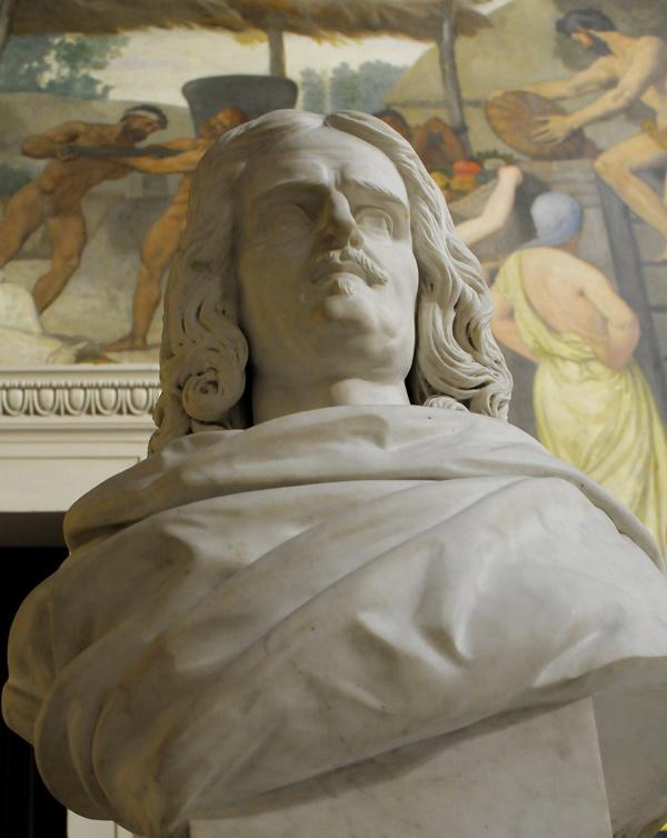 Poussin. Antoine Auguste Préault
