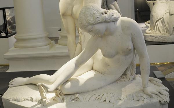 Eve couchée. Alexandre Renoir.