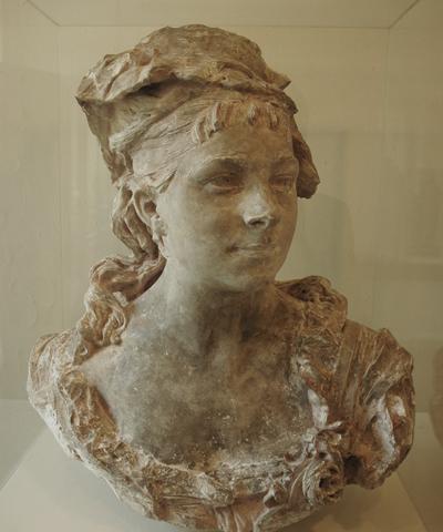 Adèle Isaac. Auguste Rodin.
