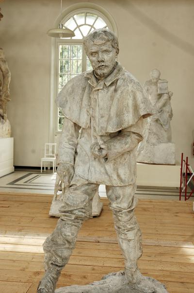 Bastien Lepage. Auguste Rodin.
