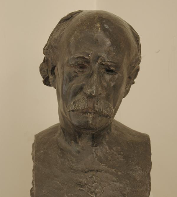 Berthelot. Auguste Rodin.