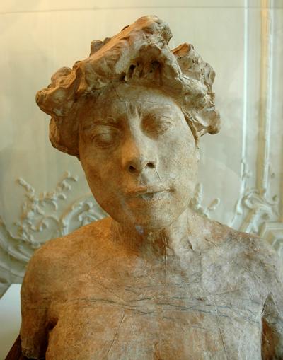 La duchesse de Choiseuil. Auguste Rodin.